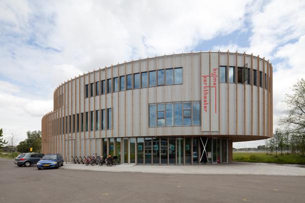 Bijlmer Parktheater / Bijlmer Park Theatre ( P. de Ruiter )