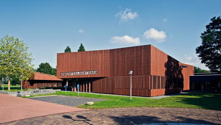 Gemeentehuis Slochteren / Municipal Hall Slochteren ( ZOFA )