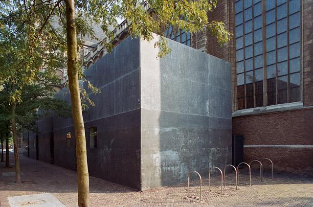 Laurenskerk Rotterdam (Uitbreiding) / Laurenskerk Rotterdam (Extension) ( W.G. Quist )
