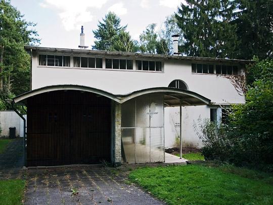 Woonhuis De Witte Raaf / Private House De Witte Raaf ( A. Komter )