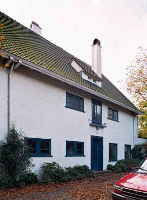 Woonhuis De Boogerd / Private House De Boogerd ( M.J. Granpré Molière (Granpré Molière, Verhagen, Kok) )