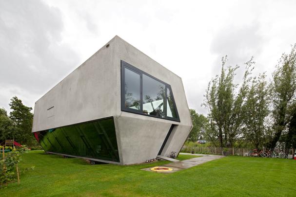 Eigen Woonhuis Don Murphy (Sodae) / Own House Don Murphy (Sodae) ( D. Murphy (VMX Architects) )