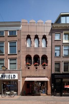 Bijkantoor De Utrecht Utrecht / Branch Office De Utrecht Utrecht ( J.F. Staal, A.J. Kropholler )