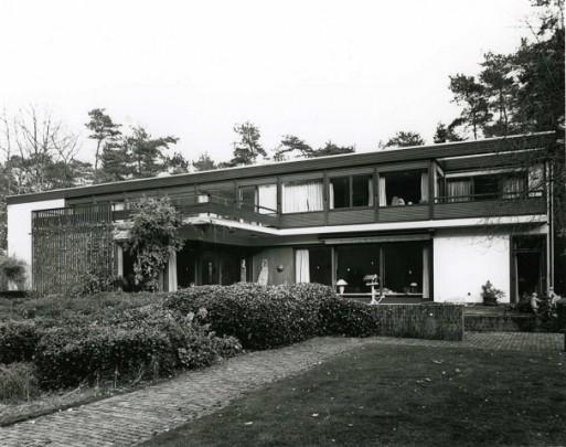 Woonhuis Van Dijk / Private House Van Dijk ( H.W. Salomonson )