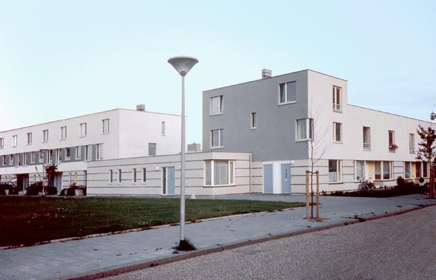 Stedenbouwkundig plan Corpus den Hoorn / Urban Design Corpus den Hoorn ( Diverse architecten )