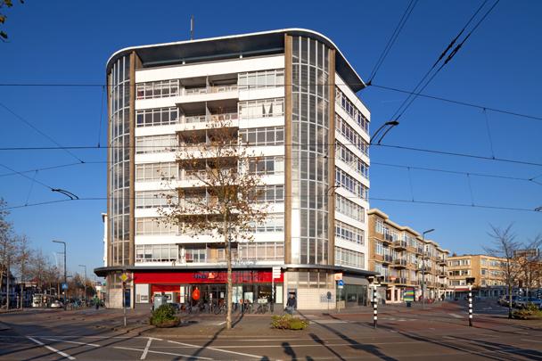 Woongebouw Singelwijck / Housing Block Singelwijck ( H. Leppla )