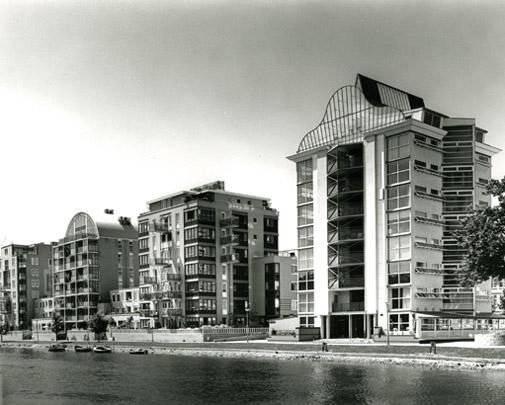 Woningbouw Alexanderkade / Housing Alexanderkade ( Atelier Pro )