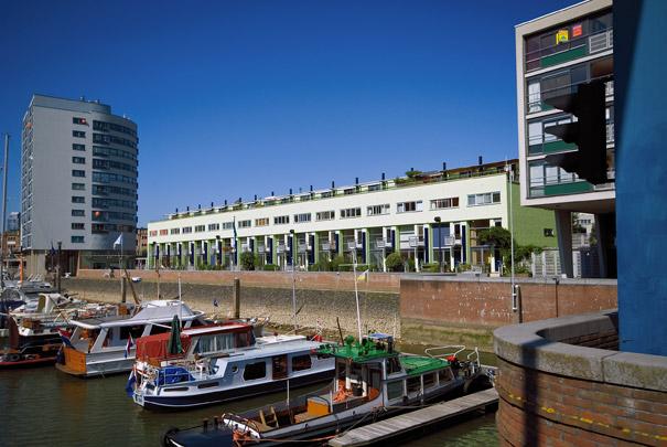 Woningbouw Cargadoorskade / Housing Cargadoorskade ( A.P.J.M. Verheijen )
