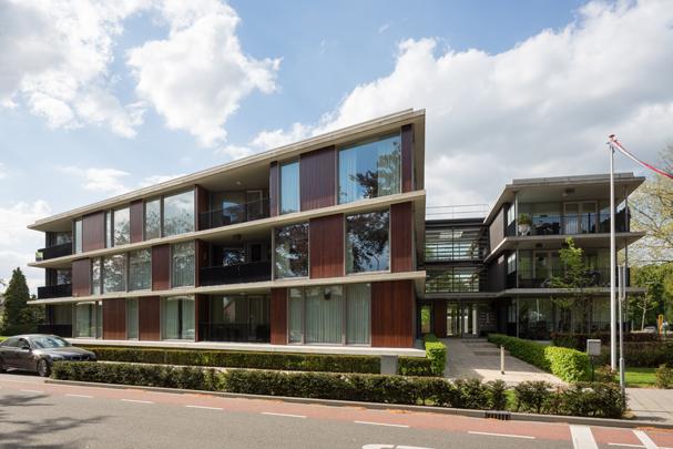 Ouderenhuisvesting Berkel-Enschot / Apartments for the Elderly Berkel-Enschot ( Hilberink Bosch )