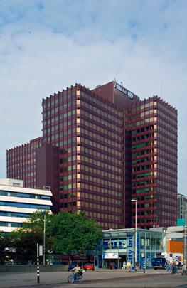 Kantoorgebouw Coolse Poort / Office Building Coolse Poort ( Groosman Partners )