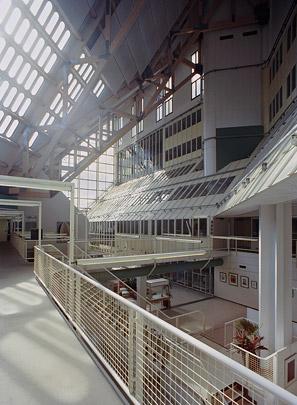 Stadhuis Lelystad / Town Hall Lelystad ( J. Hoogstad )