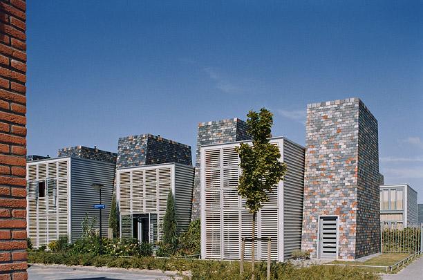 Woningbouw Gewild Wonen / Housing Gewild Wonen ( Diverse architecten )