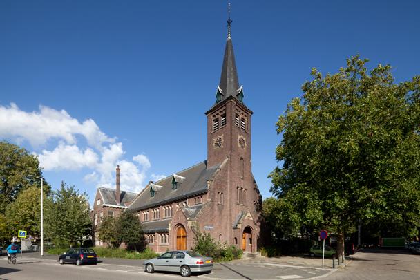 Waalse Kerk / Walloon Church ( J. Verheul Dzn., J. van Wijngaarden )