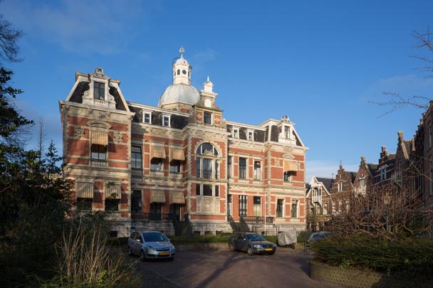 Woonhuis Rozenhof / Private House Rozenhof ( A.L. van Gendt )