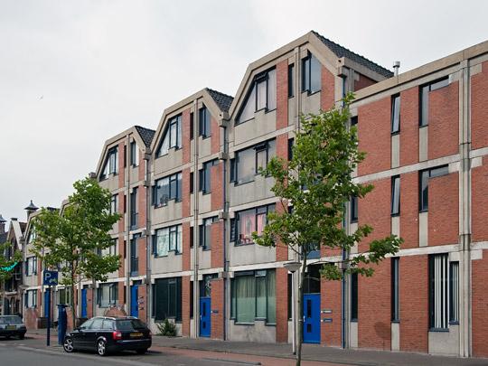 Kantoorgebouw GSD Leeuwarden / Office Building GSD Leeuwarden ( A. Bonnema )