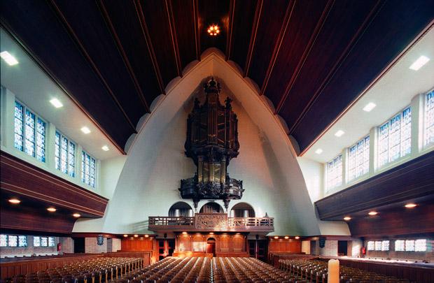 NH Prinsekerk Rotterdam / Church Rotterdam ( J.C. Meischke & P. Schmidt )