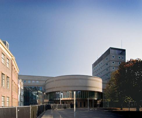 Uitbreiding Tweede Kamer / Extension to Parliament ( P.B. de Bruijn )