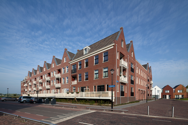 Woongebouw Quartier Parijsch  / Housing Block Quartier Parijsch  ( Scala Architecten  )