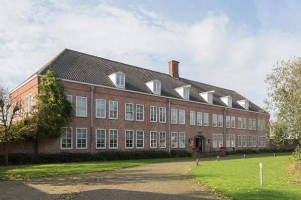 Rijksinstituut voor Rassenonderzoek / Rijksinstituut voor Rassenonderzoek ( M. Bolten, G. Friedhoff (Rijksgebouwendienst) )