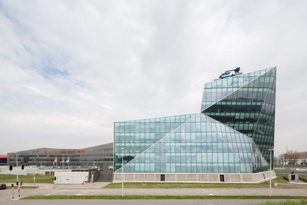 Kantoorgebouw Facet / Office Building Facet ( Ibelings van Tilburg  )