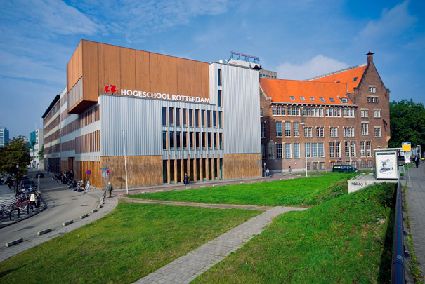 Hogeschool Rotterdam / Rotterdam University ( KCAP ) 