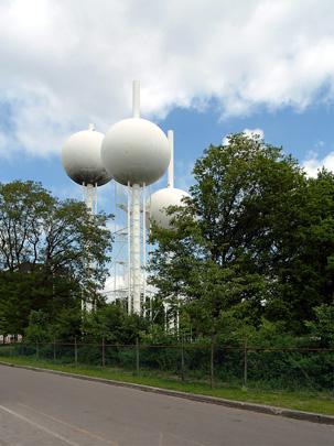 Watertoren Eindhoven / Water Tower Eindhoven ( W.G. Quist )