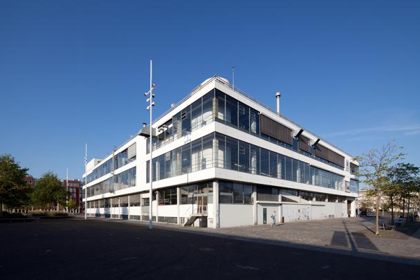 Bedrijfsgebouw Citroën / Industrial Building Citroën ( J. Wils )
