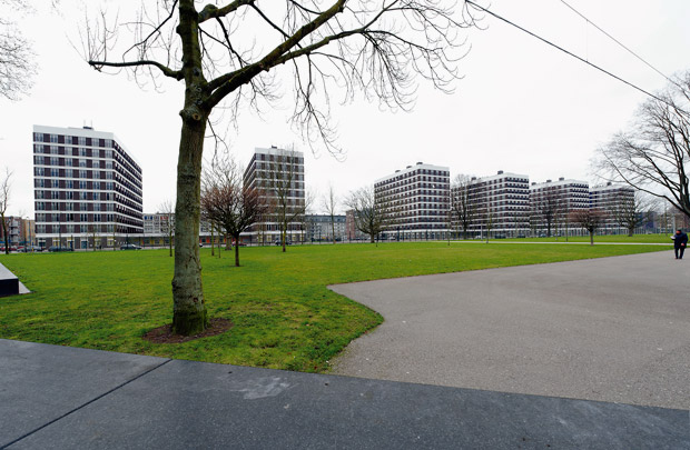 Parkrand Osdorp / Parkrand Osdorp ( De Nijl )