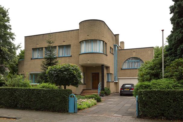 Woonhuis Kleinkramer / Private House Kleinkramer ( C.F.M. Meyvis )