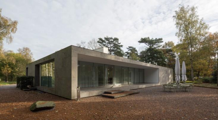 Faculty Club Tilburg University / Faculty Club Tilburg University ( Shift Architecture )