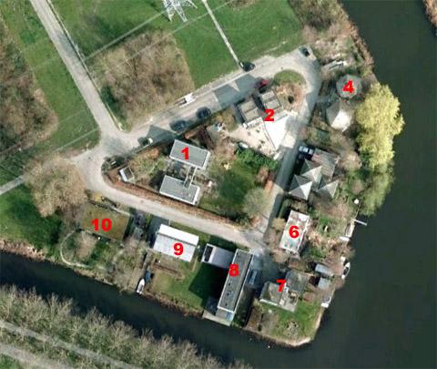 Experimentele woningbouw De Fantasie / Experimental Temporary Housing De Fantasie ( Diverse architecten )