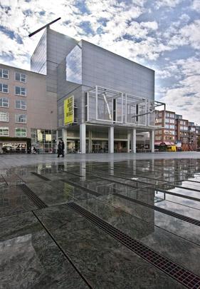 Schouwburg Rotterdam / City Theatre Rotterdam ( W.G. Quist )