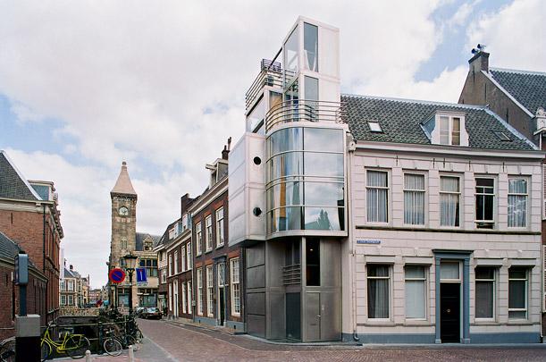 Woonhuis Kromme Nieuwegracht / Private House Kromme Nieuwegracht ( Sluijmer en Van Leeuwen )
