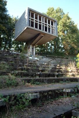 Openluchttheater De Lichtenberg / Open Air Theatre De Lichtenberg ( P. Weegels )