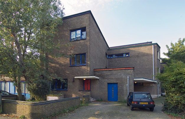 Woonhuis Solheim / Private House Solheim ( A.H. Wegerif Gzn. )