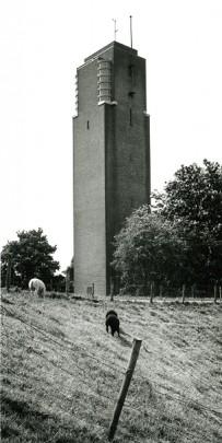 Watertoren Kuinre / Water Tower Kuinre ( WMO (Waterleiding Maatschappij Overijssel) )