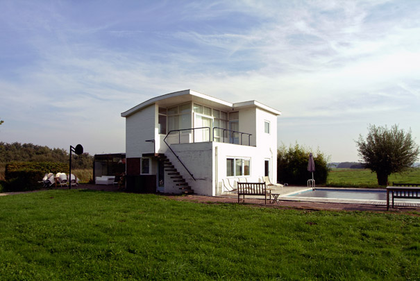Vakantiehuis Klein / Holiday Residence Klein ( J.C. Rietveld )