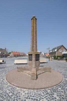 Wederopbouw Petten / Post-war Reconstruction Petten ( G. Drexhage i.s.m. E.F. van de Ban, C. de Vassy, A.J. van der Steur )