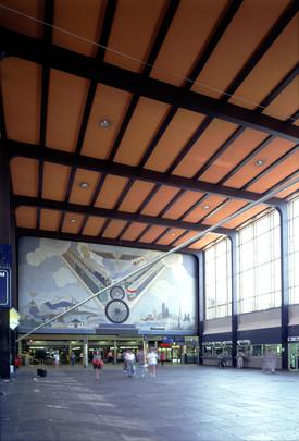 Station Amsterdam Amstel / Amstel Station ( H.G.J. Schelling )