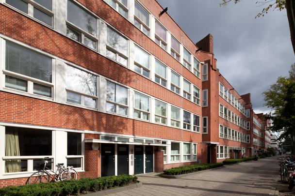 Woningbouw Plan-West (Kramer) / Housing Plan-West (Kramer) ( P.L. Kramer )