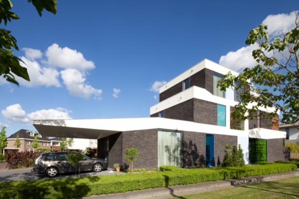 Woonhuis Roombeek / Private House Roombeek ( B. Mastenbroek (SeARCH) )