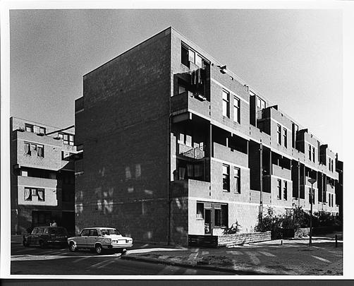 Woningbouw Nova Zemblastraat / Housing Nova Zemblastraat ( Girod & Groeneveld )