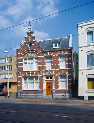 Woonhuis De Vries / Private House De Vries ( C.N. van Goor ) 