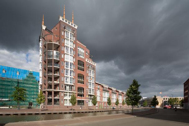 Woongebouw De Marquant / Housing Complex De Marquant ( Molenaar & Van Winden )