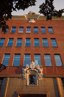 Bankgebouw Twentsche Bank / Bank Building Twentsche Bank ( A. van der Steur, B. Hooijkaas Bzn., B. van Veen )