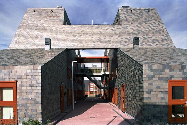 Woningbouw Stellinghof / Housing Stellinghof ( M.Chr. Rohmer, FARO, S333, BDG, Boudry, Wingerder/Hovenier )