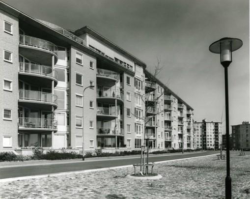 Woningbouw Maisbaai / Housing Maisbaai ( Lafour & Wijk )