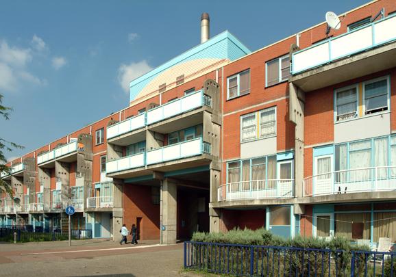 Woningbouw Hoptille / Housing Hoptille ( K. Rijnboutt (VDL) )
