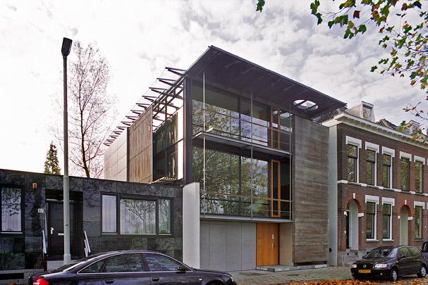 Eigen woonhuis Houben / Own House Houben ( Mecanoo )