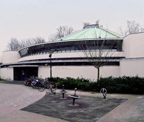 Vergadergebouw Theosophische Vereniging / Meeting-House Theosophische Vereniging ( Brinkman & Van der Vlugt )